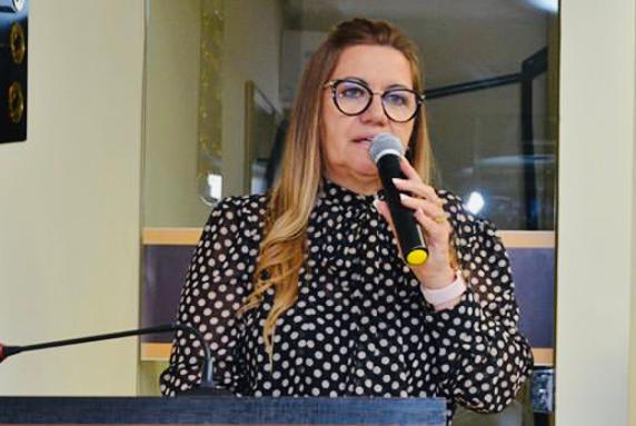 Eliane Galdino vai presidir o Avante