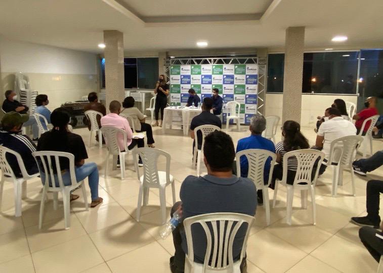 Ana Cláudia monta plano com pré-candidatos