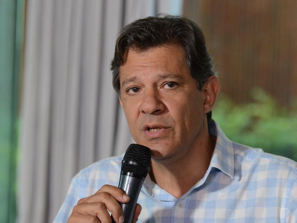 Anísio Maia 'traz' Haddad a João Pessoa