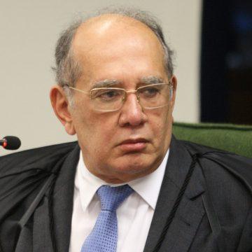 Gilmar é relator da ação de RC contra delações