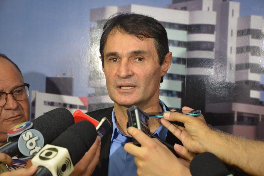 Romero rechaça aliança com João Azevêdo para 2022