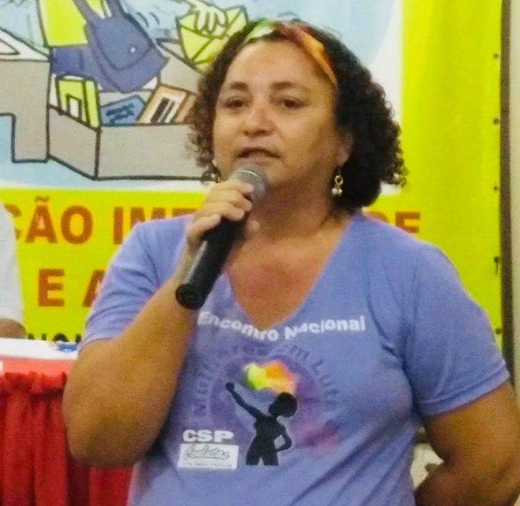 Rama Dantas anuncia pré-candidatura