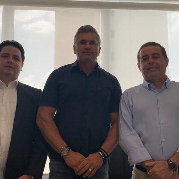 PSL com João Almeida e  Carlisson será o vice