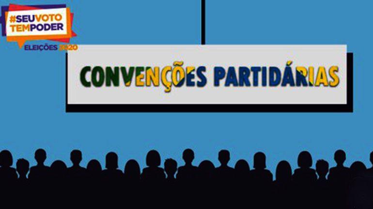 Convenções marcadas, mas sem vice na chapa
