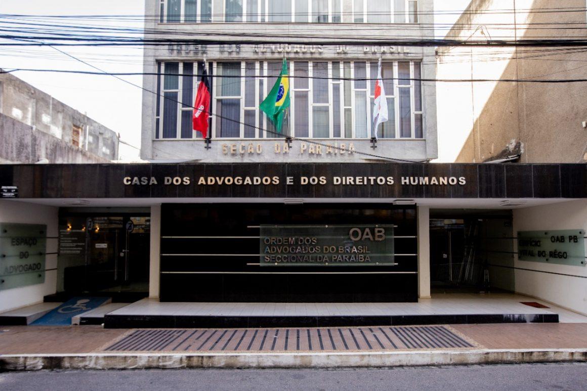 Caixa 2 e Fake News na mira da OAB na Paraíba