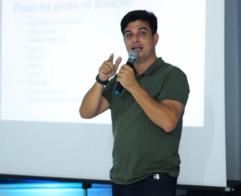 Em Sapé, Luizinho não pode fazer evento de rua
