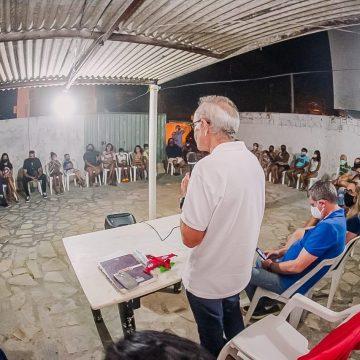 """""""João Pessoa na palma da mão"""", propõe Cícero"""