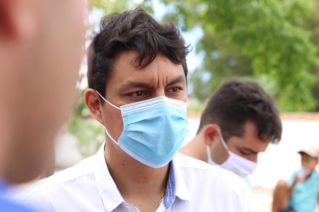 Segurança pública com diálogo, defende Raoni
