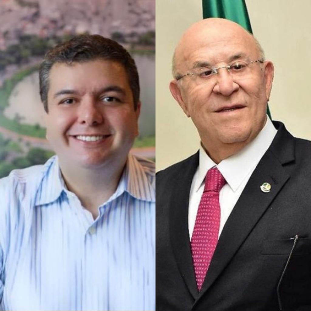 Diego e Ney assumem mandatos no Senado Federal