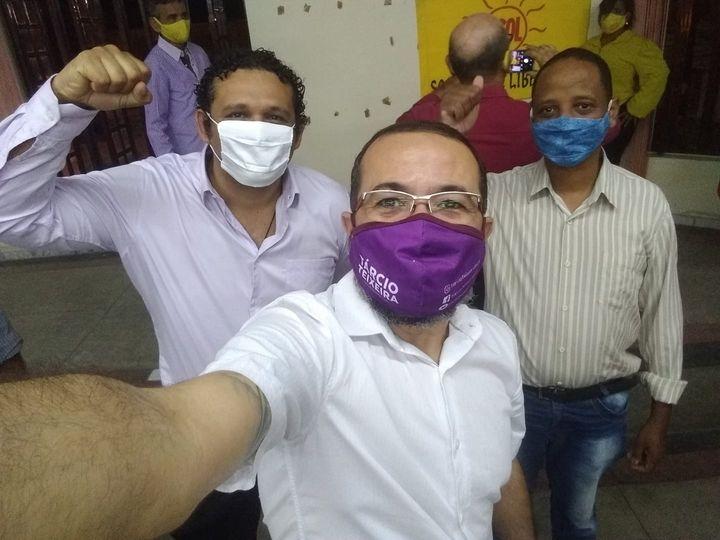 PSOL oficializa chapa puro sangue na Capital
