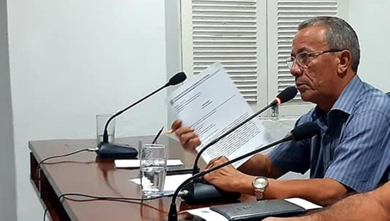 Vereador não quer assumir a Prefeitura de Taperoá