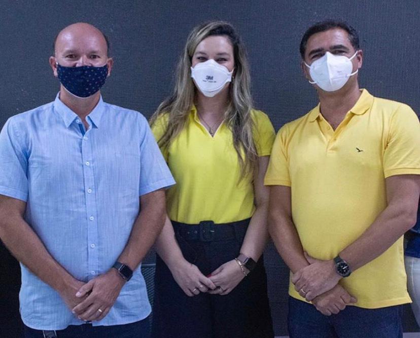 PSDB lança Wellington como vice em Guarabira