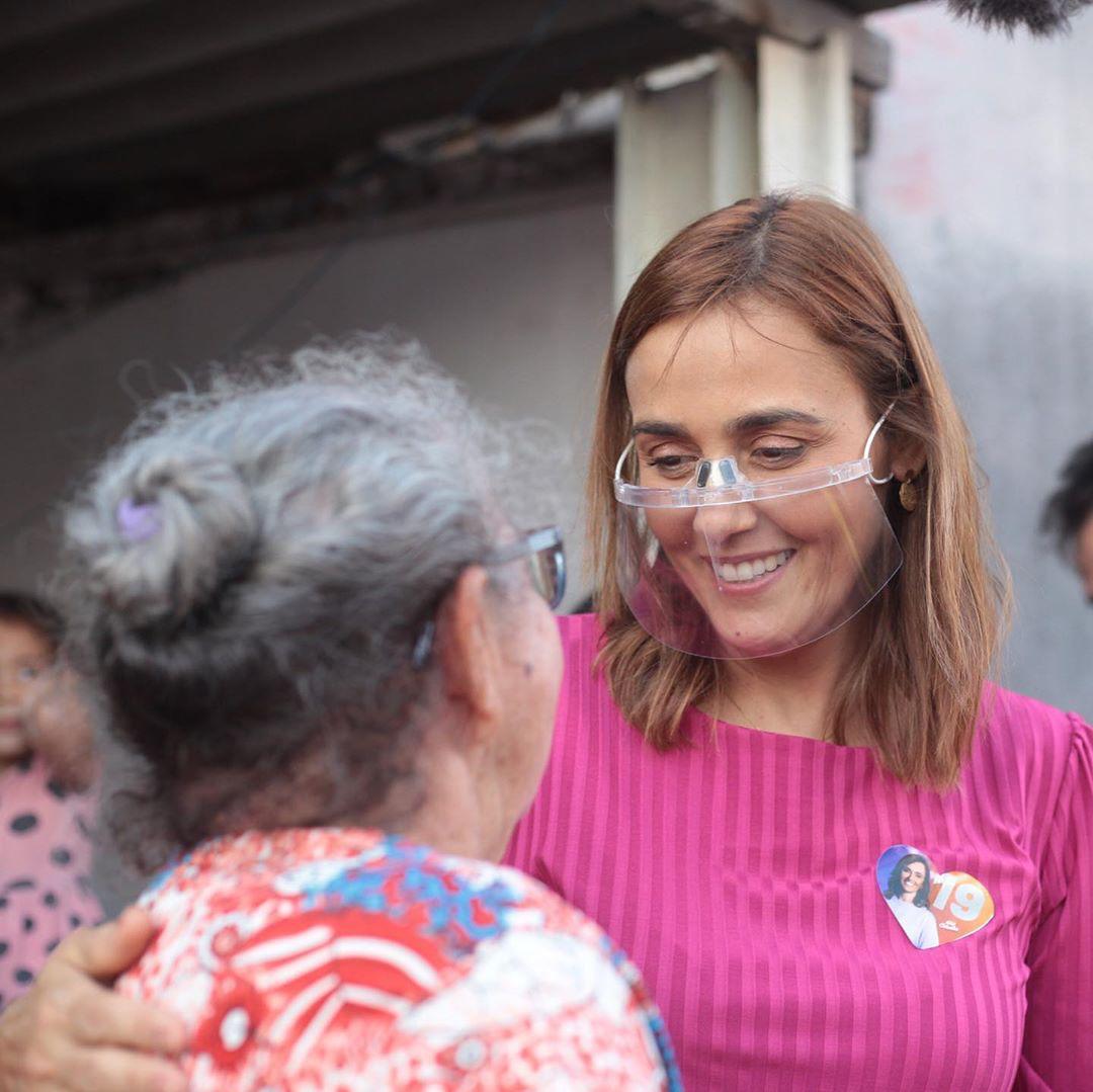 Ana Cláudia intensifica visitas aos bairros