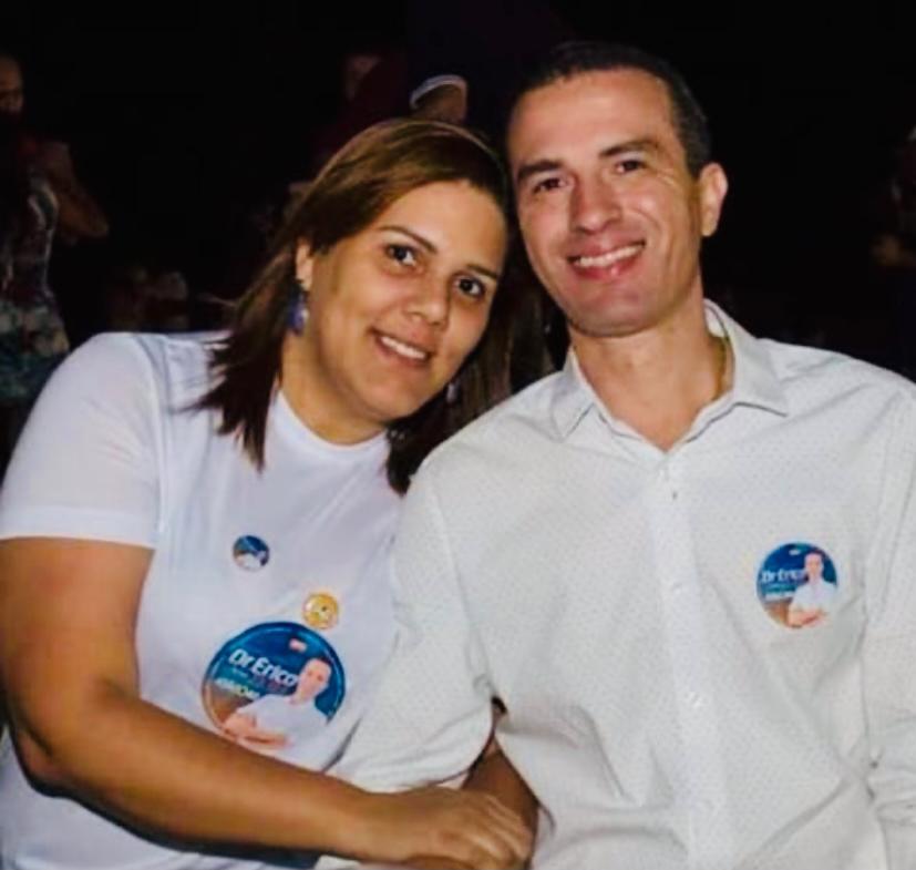 Esposa de Érico Djan é exonerada do Governo