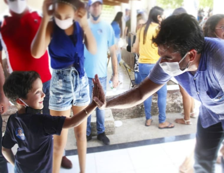 "Jarques apresenta programa ""Água para todos"""