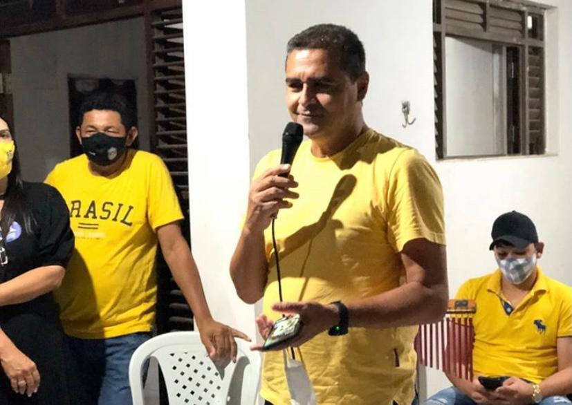 Diogo revela ter votado em Paulino para senador