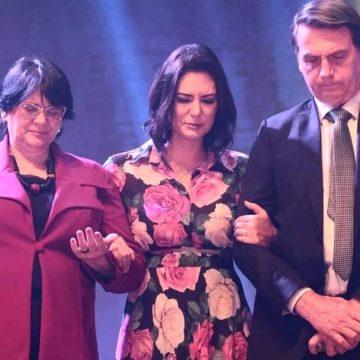 Ministra Damares Alves anuncia apoio a Raoni