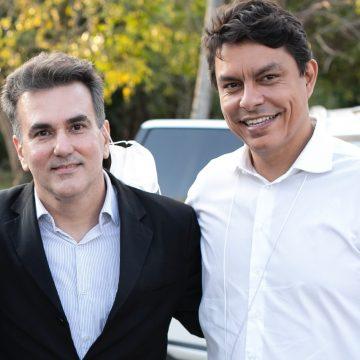 Pastor Sérgio anuncia apoio a Raoni Mendes