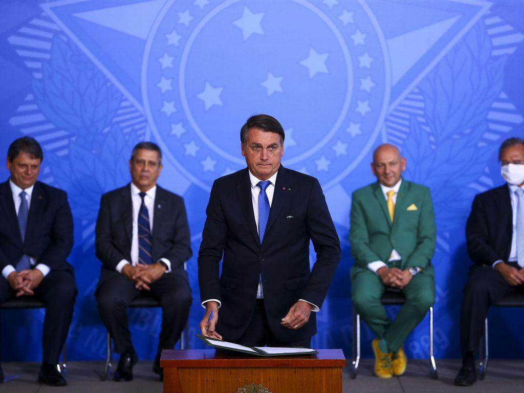 Bolsonaro admite o que já se sabia: fim da Lava Jato