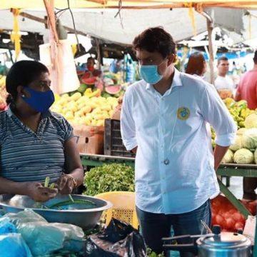 Raoni destaca potencial de feiras e mercados