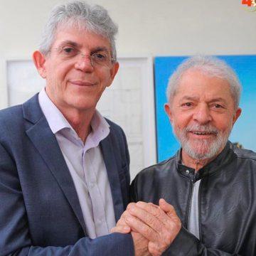Lula rasga elogios e RC anuncia live para o dia 11