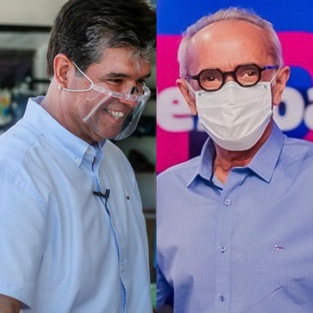 Ruy e Cícero têm maior tempo de guia eleitoral