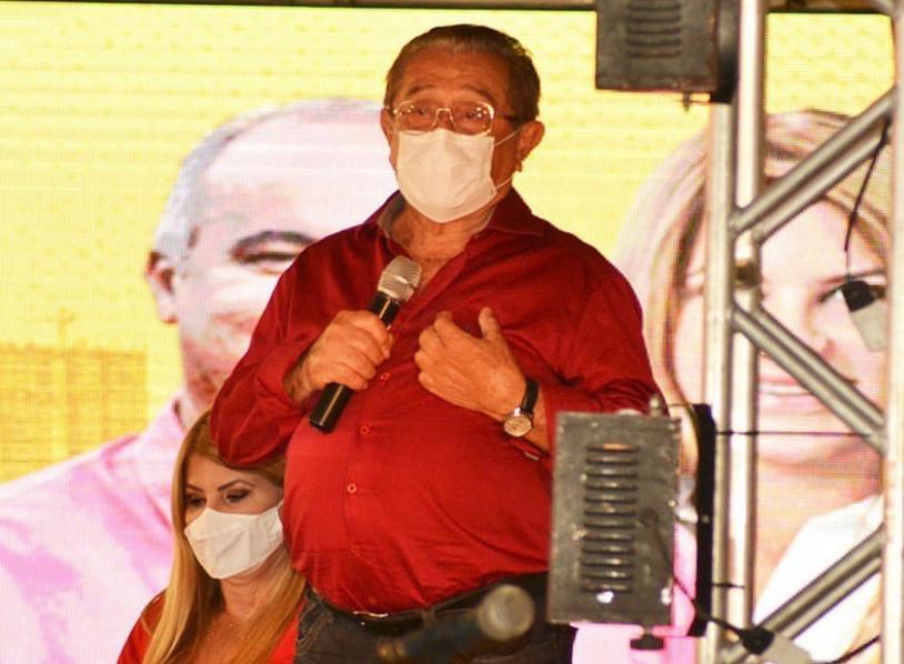 Maranhão participará de comício em Araruna