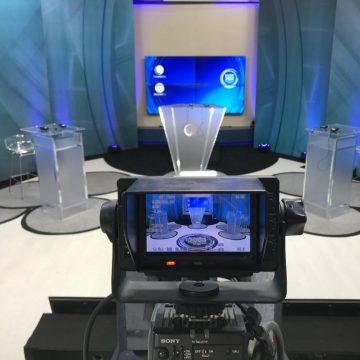 AO VIVO: Debate da TV Correio está no ar