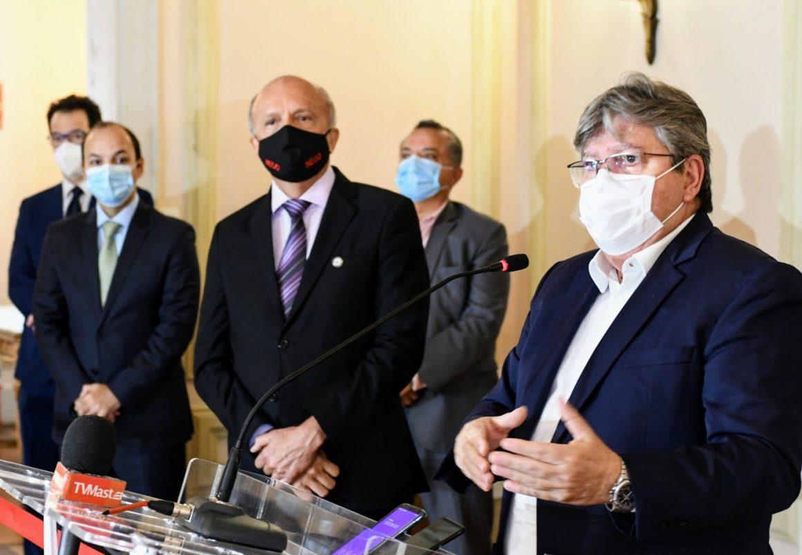 Azevêdo: perderam o medo da Covid e casos subiram
