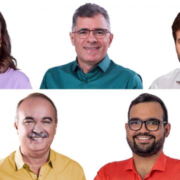 Cinco candidatos de olho na cadeira de Romero