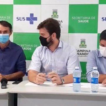"""Romero: """"lockdown em Campina é inverdade"""""""