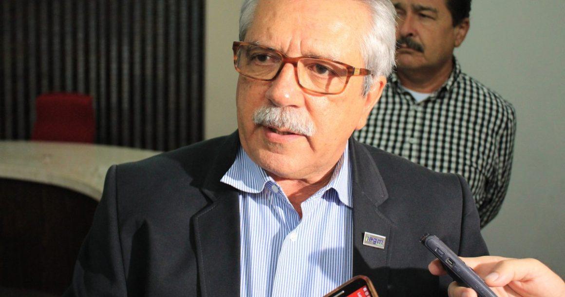 Fernando Catão é o novo presidente do TCE-PB