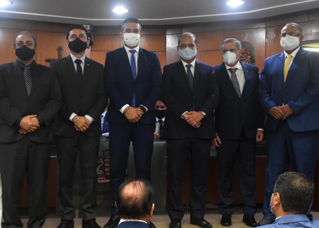 Eleição antecipada na CMJP é suspensa por juíza