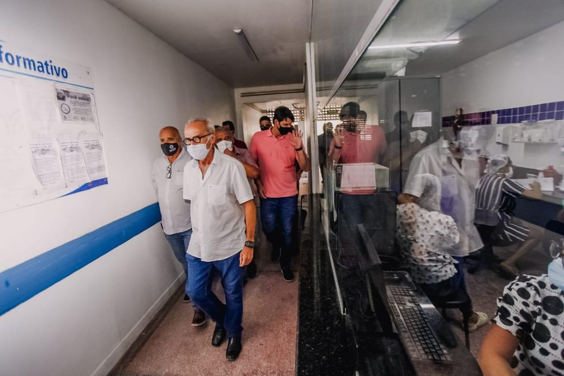 Cícero anuncia nova sala cirúrgica na Cândida Vargas
