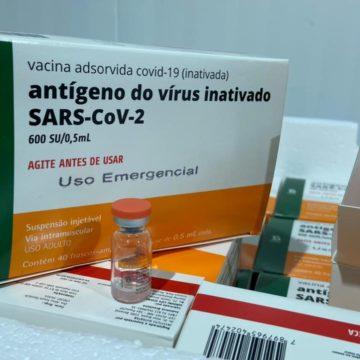 Capital retoma aplicação da 2ª dose nesta segunda