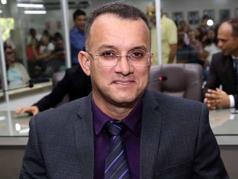 Sargento Neto vai presidir CMCG no 2º biênio