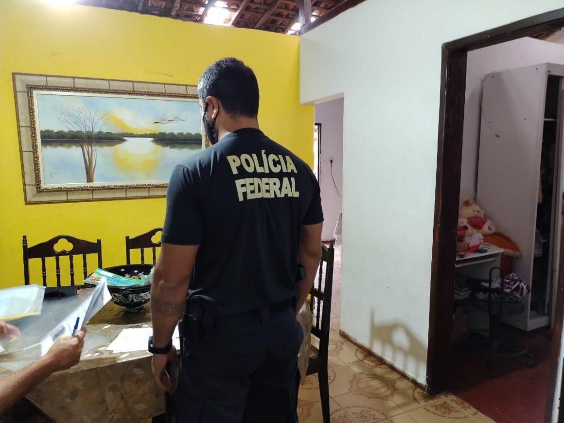 PF deflagra operação por  possível compra de votos