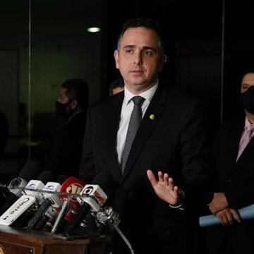 """Pacheco: """"Não antevejo fundamentos para impeachment"""""""