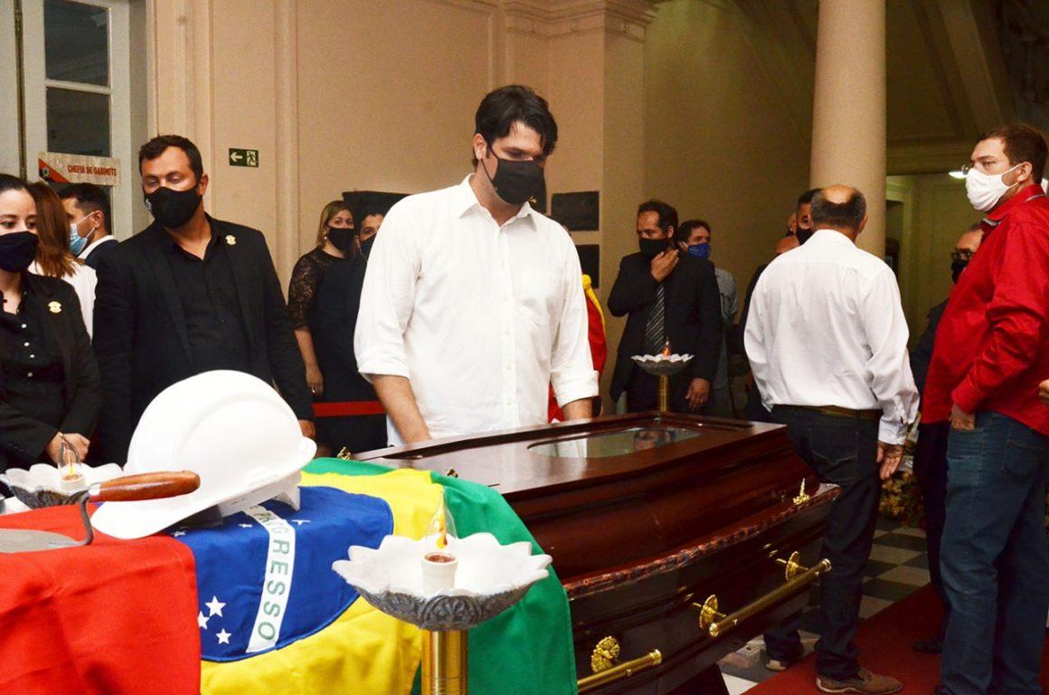 Leo Bezerra e Lauremília se despedem de Maranhão
