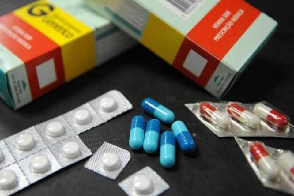 Preços de remédios podem ter reajuste de até 4,88%