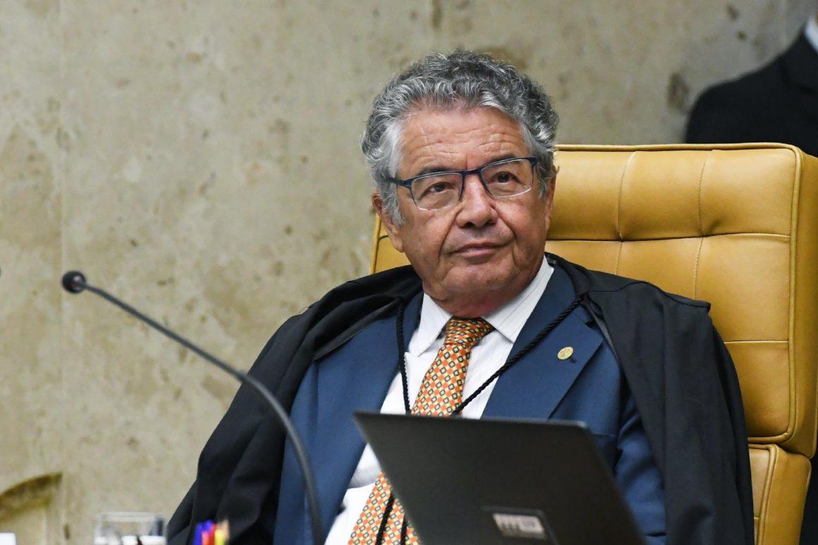 Marco Aurélio libera voto sobre suspeição de Moro