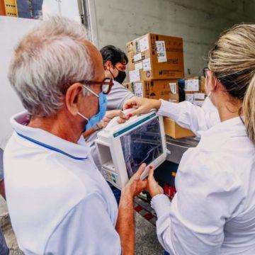 PMJP abrirá 24 leitos de UTI e Cícero faz apelo