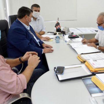 Cícero recebe PL que autoriza adesão a consórcio