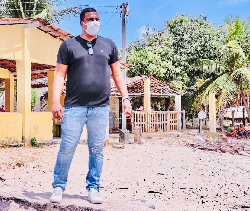 Prefeito de Pitimbu morre vítima de Covid-19