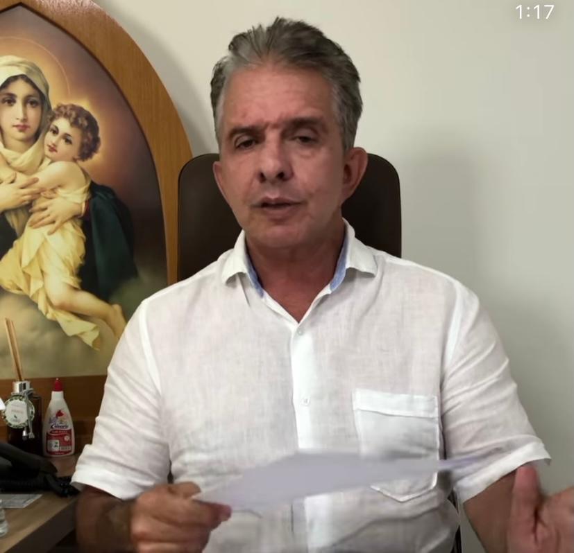 Nabor critica ausência do Sertão em reunião