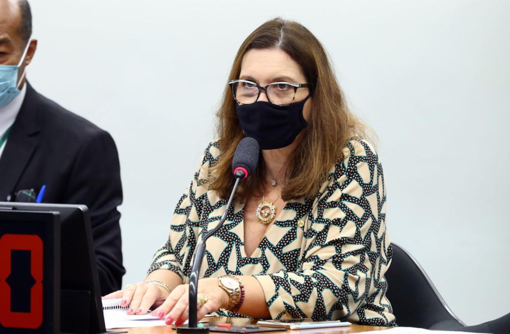 Deputada Bia Kicis defende voto impresso para 2022