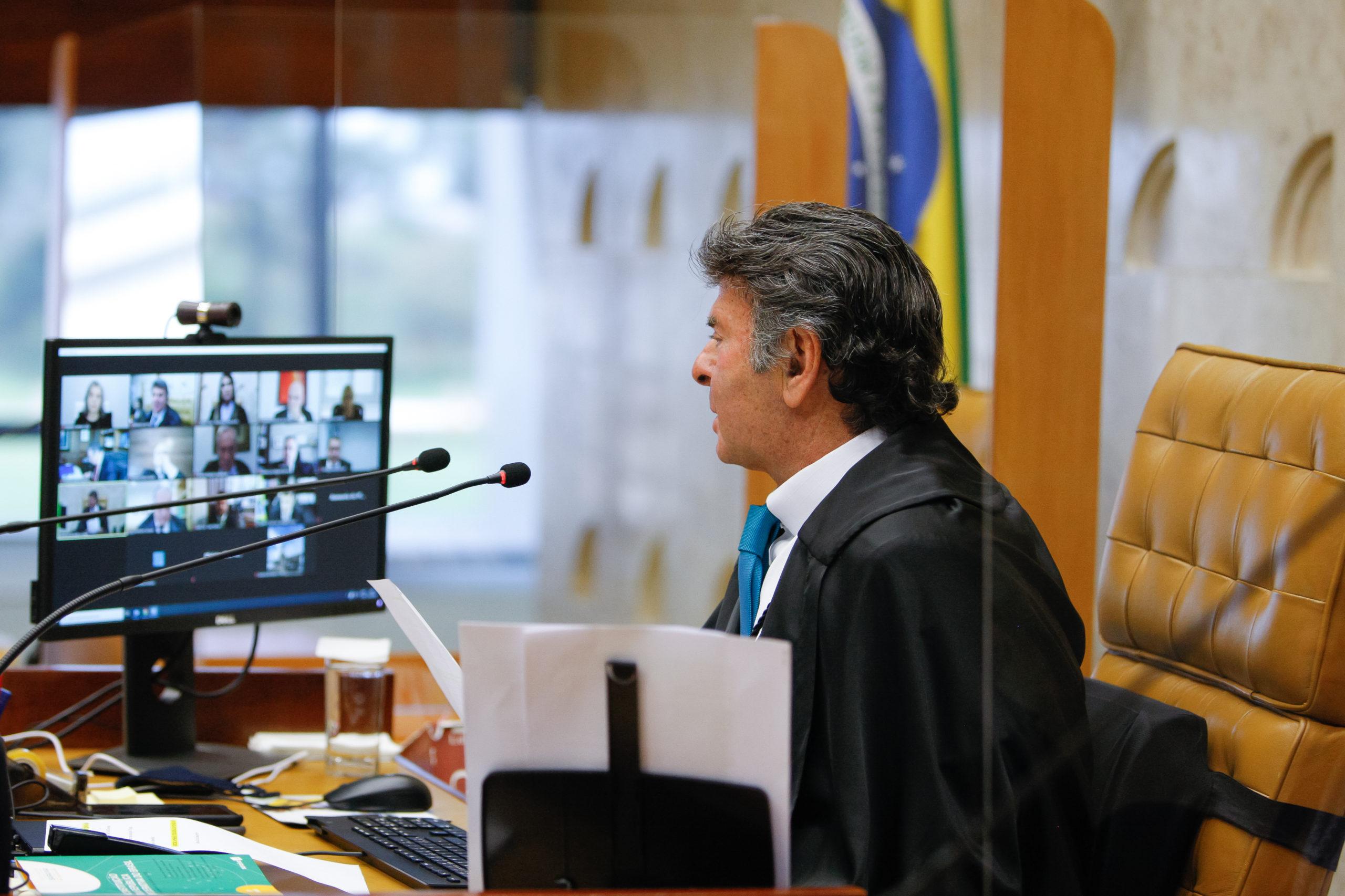 Fux antecipa julgamento sobre CPI da Pandemia