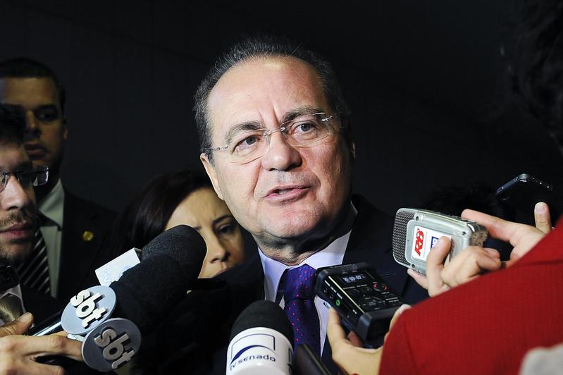 """Renan dá a deixa: """"não julgarei nada de Alagoas"""""""