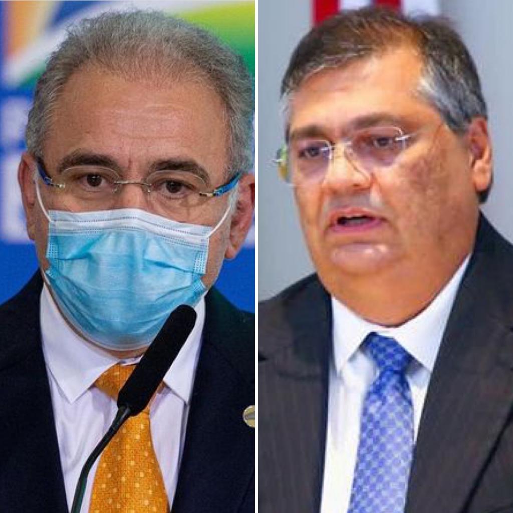 Governador e ministro trocam farpas nas redes