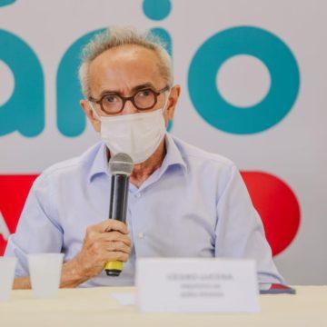 Cícero critica e PMJP deve vacinar público 12+